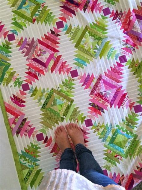 Pineapple Quilt Tutorial by Pineapple Block Paper Piecing Tutorial Quilting Digest