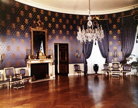 interior white house file blue room at the white house post renovation 07 15