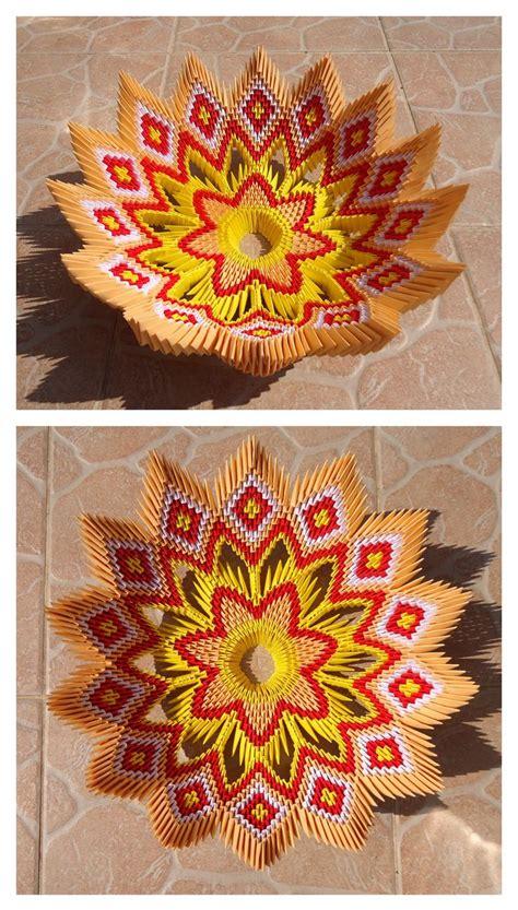 3d origami bowl tutorial best 25 3d origami tutorial ideas on pinterest 3d art
