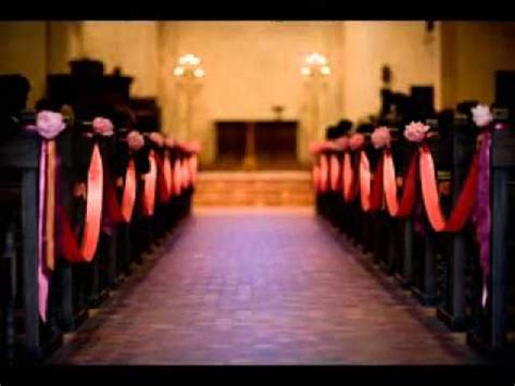 Wedding Ceremony Universal Church by Simple Church Wedding Decorating Ideas