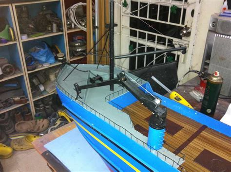 rc boat for fishing plans rc ship plans 2