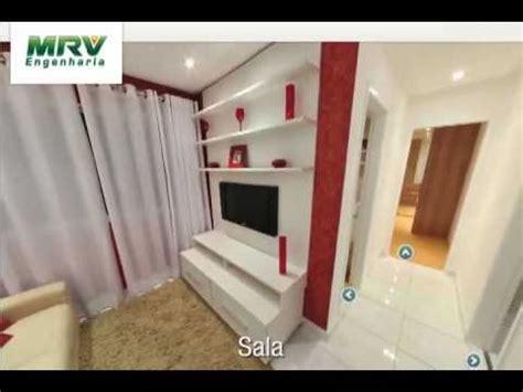 decorar sala virtual mrv apartamento decorado tour virtual youtube