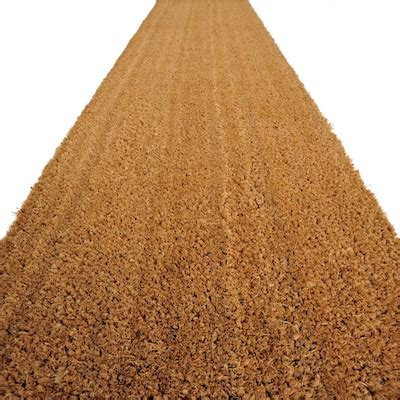 zerbino cocco naturale lo zerbino in fibra di cocco naturale