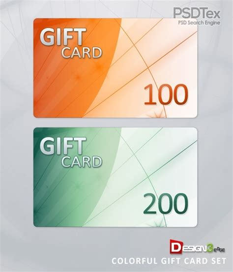 Gift Card Design Template Psd by 14 Gift Card Psd Images Gift Card Template Free Gift