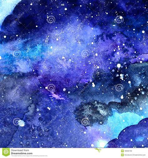 Laluna Syar I Vol 6 texture de l espace d aquarelle avec les 233 toiles