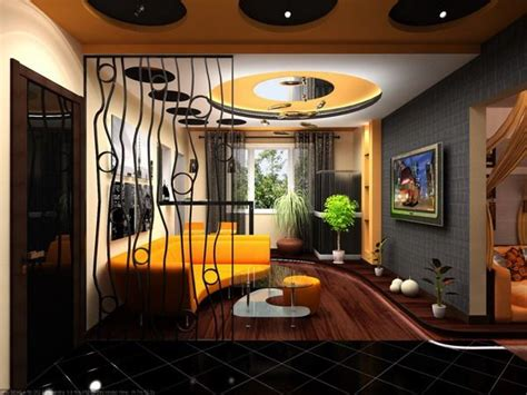black and orange living room ideas eye for design decorating with the grey and yellow color combination