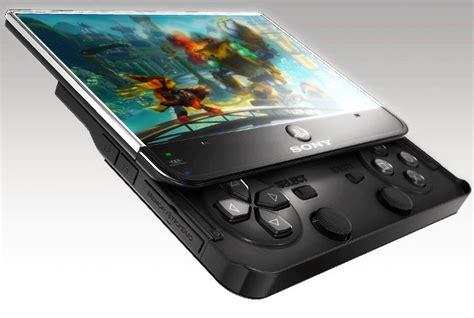 Kaos Gadget Playstation 4 Design sony pse une console portable hybride pour contrer la switch lightningamer