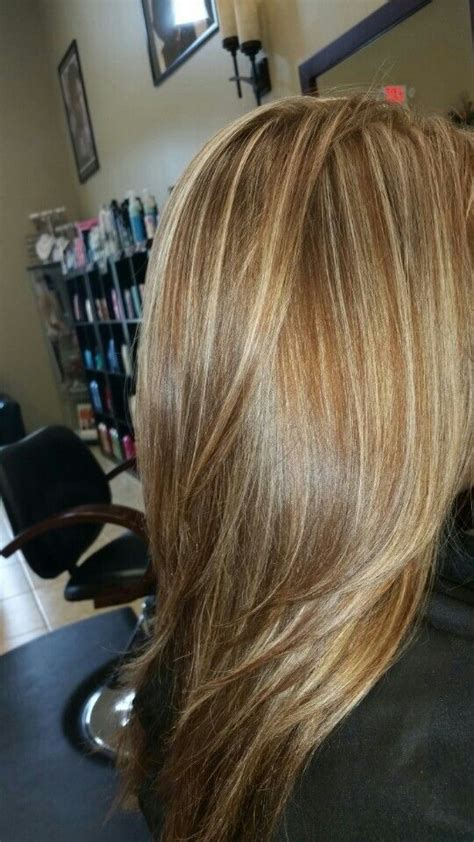 hi low lites hair hi lites and low lights ozlem hair spa pinterest