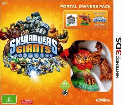 Kaos Minecraft Minecraft 08 skylanders giants portal owners pack 3ds the gamesmen