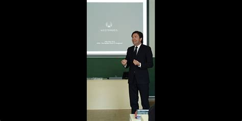 Mba Luxury Brand Management Italy by Erster Executive Mba An Der Whu Meisterkreis
