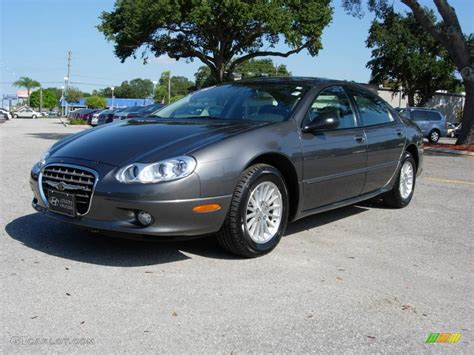2004 Chrysler Concorde Lxi by 2004 Graphite Gray Metallic Chrysler Concorde Lxi 792472