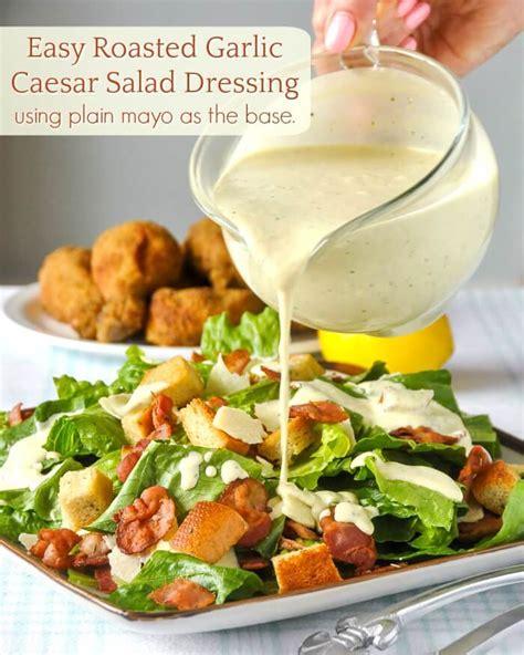 recipe for caesar salad caesar salad dressing recipe