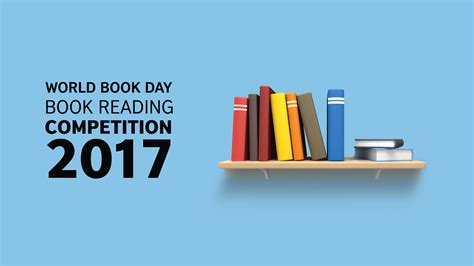 picture book competition world book day 2017 book reading competition council