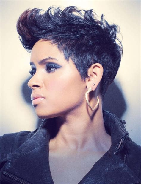 best short hairstyles for black women howmate 259 best images about hair black short sexy on pinterest