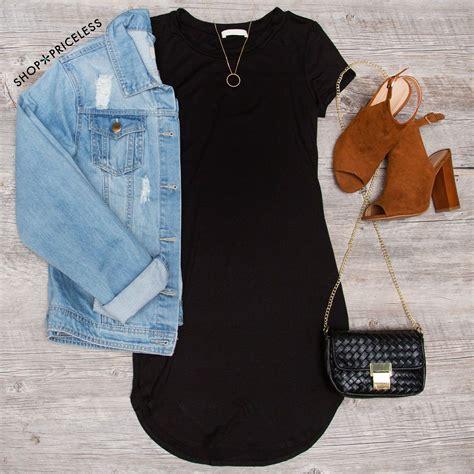 Fur Basic Dress downtown basic dress black fashion