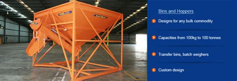 new design criteria for hoppers and bins aust mech australian conveyor systems bins and hoppers
