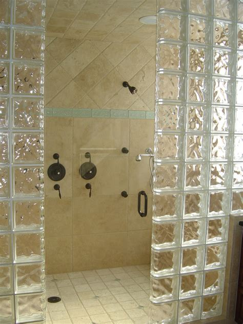 bathroom tile ideas for shower walls 30 amazing pictures of glass tiles for shower walls