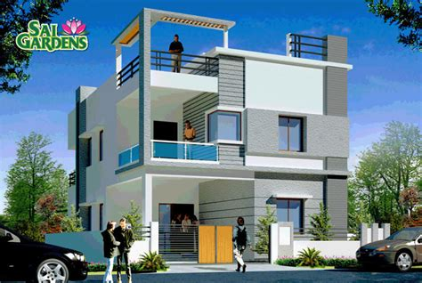 full house design studio hyderabad sri siva sai gardens in yapral hyderabad price floor