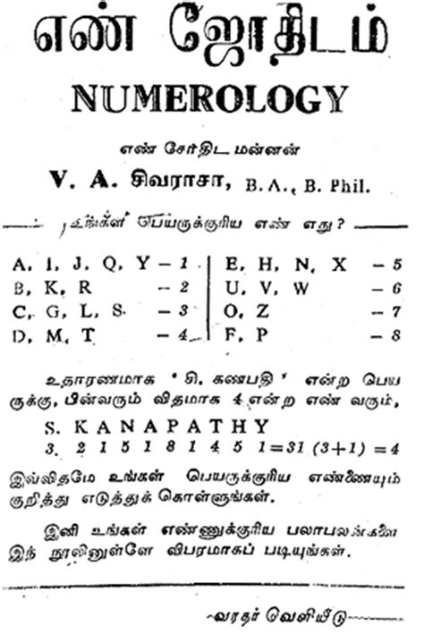 free numerology calculation for business names number 22 numerology calculator in tamil language my astrology blog