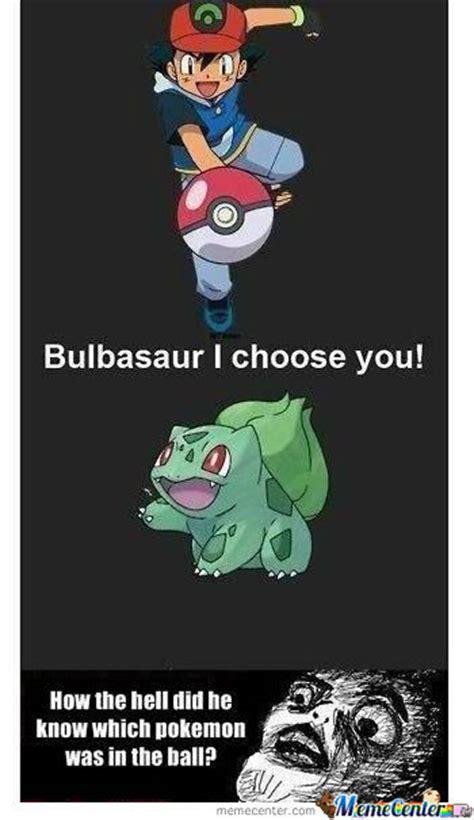Pokemon Logic Meme - pokemon logic by gunsmoke meme center
