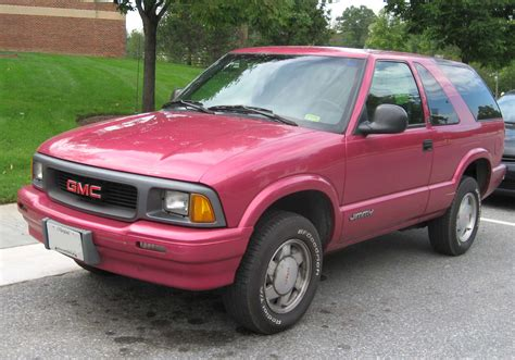 gmc jimmy gmc jimmy price modifications pictures moibibiki