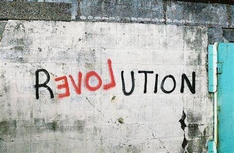 revolutionary love love revolution