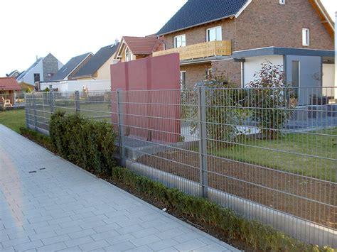 Garten Und Landschaftsbau Zaunbau by Zaunbau Mit Garten Und Landschaftsbau Pastors Willich