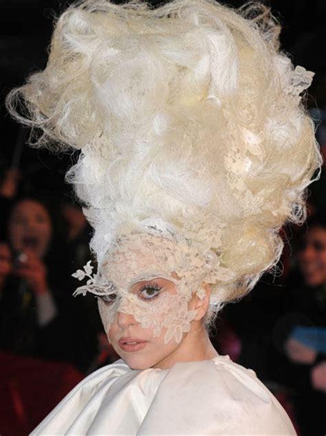 fantastic hairstyle  lady gaga