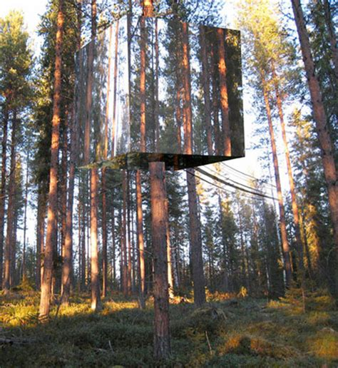 12 unusual and creative tree houses