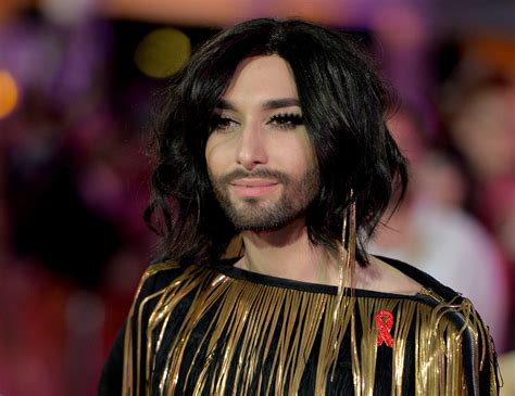 Conchita Wurst Conchita 1cd 2015 the of austria politico
