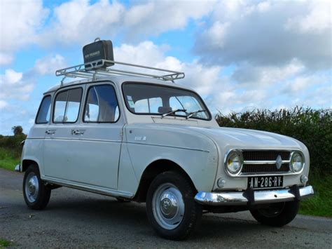 My 69' Renault 4 Renault 4 Forum