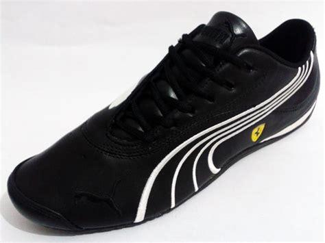 Sepatu Caterpillar Sport sepatu scuderia drift cat iii black white
