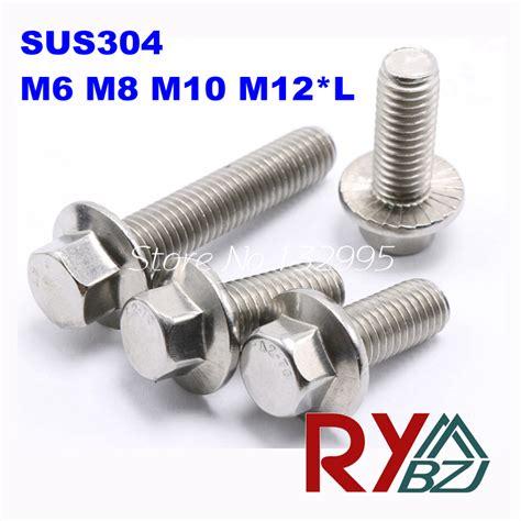 Diskon Baut L M6 X 12 Stainless 304 buy wholesale m6 screws from china m6 screws wholesalers aliexpress