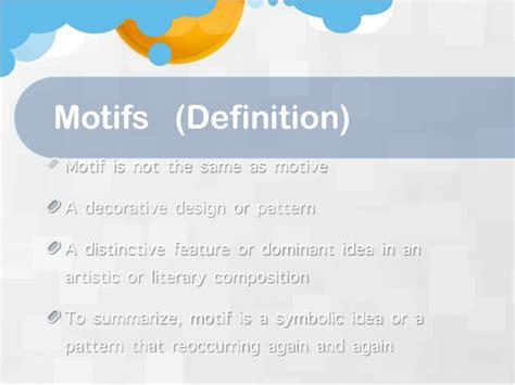 theme motif definition grammer mr ted multi genre project vincent win jojo