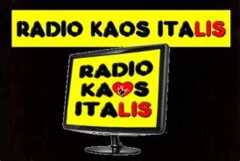 Kaos Pima radio kaos italis la prima radio di sordi e per i sordi