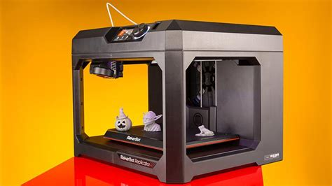 the best 3d printers of 2017 pcmag