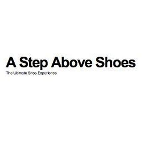 a step above a step above shoes stepaboveshoes twitter