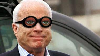 cap news mccain says illegal immigrants took his glasses