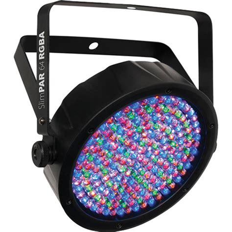 chauvet dj slimpar 64 rgba led par wash light