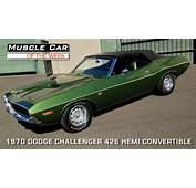 Muscle Car Of The Week Episode 86 1970 Dodge Challenger