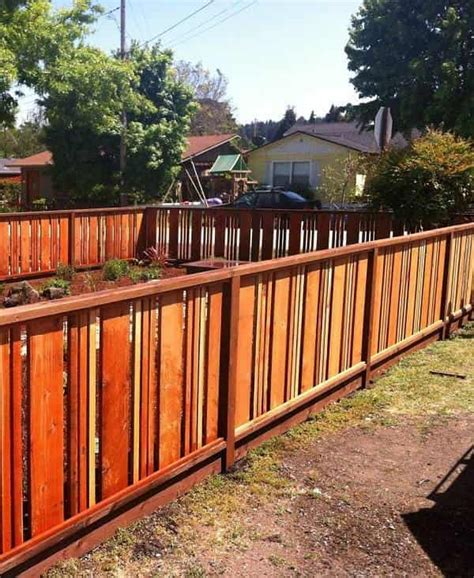 complete backyard s wood fencing repairs tips and guides