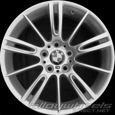 bmw 193m wheels 18 quot bmw 193m wheels in silver alloy wheels direct 171051
