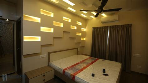 The Right Bedroom Lighting Bonito Designs | 5bhk villa interiors of mrs vasiya aleem bonito designs