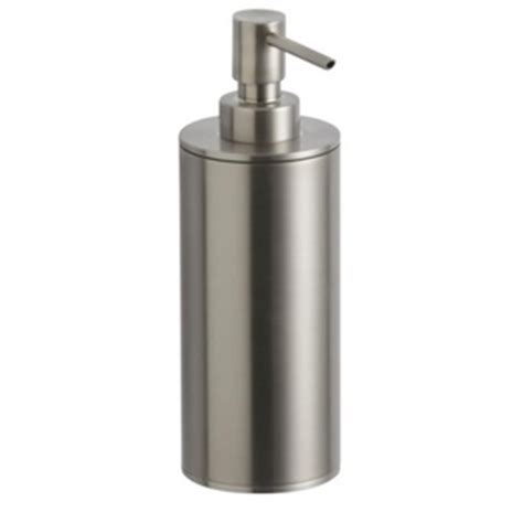 Brushed Nickel Soap Dispenser Bathroom by K14379 Bn Purist Soap Dispenser Bathroom Accessory