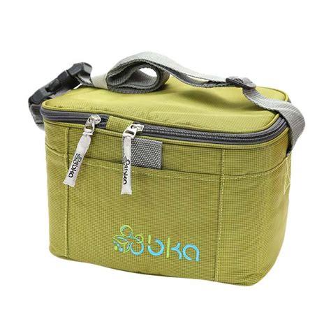 Cara Menyimpan Asi Di Cooler Bag Cooler Bag Tas Asi jual bka cooler bag free 2 botol asi bka green harga kualitas terjamin blibli