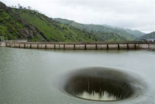 Lake Berryessa Drain 10 Beautiful Places In California You Didn T Know Existed