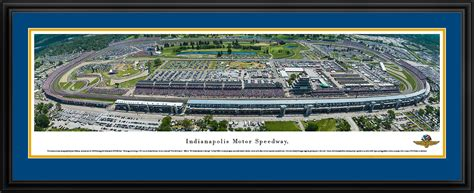 indpls motor speedway indianapolis motor speedway panoramic picture 100th
