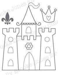 ФЕТРОКЛУБ: Идеи - Фетр - Изделия | Castelo infantil