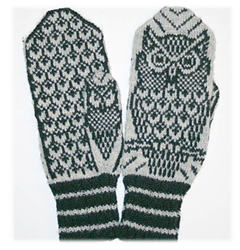 jorid linvik s big book of knitted socks 45 distinctive scandinavian patterns books ravelry nattugla owl mittens pattern by jorid linvik