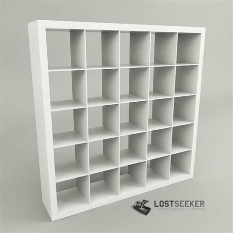 ikea white expedit bookcase 3ds max ikea expedit bookcase 5x5